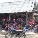 Red Hmong's in Vietnam