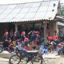 Red Hmong's in Vietnam