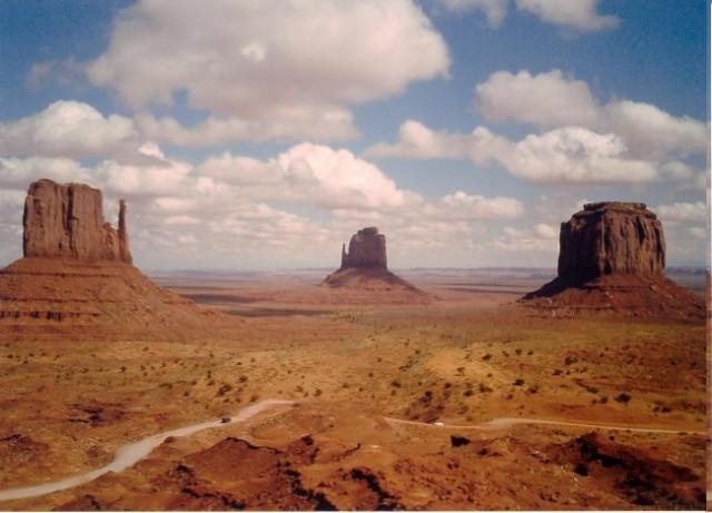 Arizona's Monument Valley Navajo Tribal Park