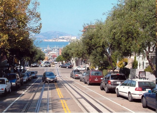 San Francisco-the most beautiful city for me