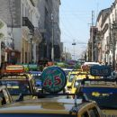 Taxis in Arequipa
