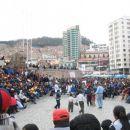 Downtown in La Paz