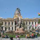 Plaza de Armas in La Paz