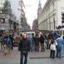 Me in downtown of Santiago