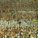 The famous Samba schools parades in the sambódromo
