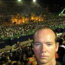 Me on Carnival in Rio de Janeiro