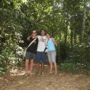 We were exploring the Tijuca Forest