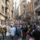 Street life in São Paulo