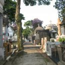 A wander around a cemetery can give you some respite from the constant noise of the city