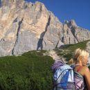 Proti smeri Constantini-Apollonio(Tofana di Rozes)7/A0,500m.