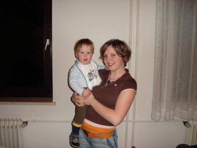Jest pa moj nečak...wiiii - foto