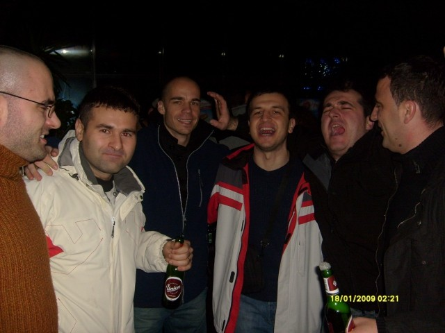 Caliente 17.01.2009 - foto