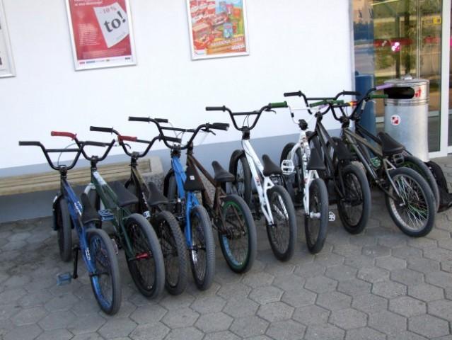 BMX Sešn 11.10.08 - foto