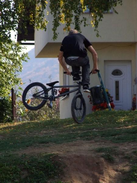 BMX Sešn 11.10.08 - foto povečava