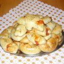 kifeljčki s sirom