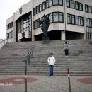 DUNAJ IN BRATISLAVA DECEMBER 2006