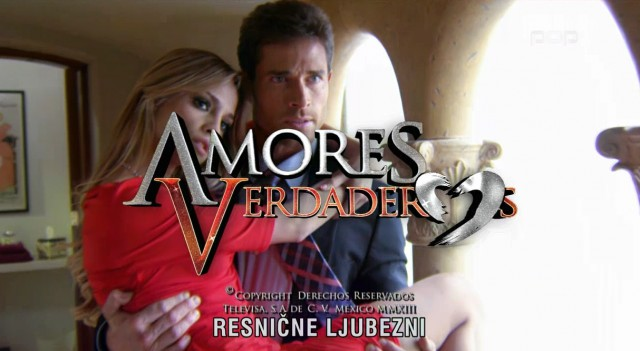 Resnične ljubezni (amores verdaderos) - foto