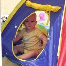Kukam iz šotora poleti 2004
