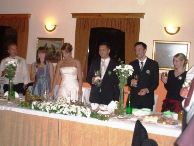 Poroka Tanja in Igor - foto