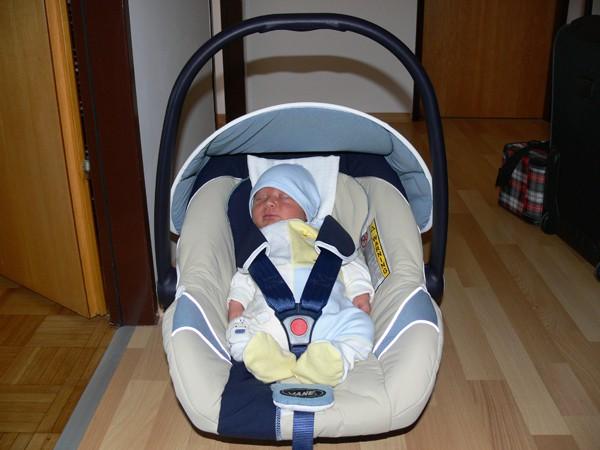 Prihod iz porodnišnice