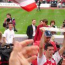 Roy Makaay proslavlja naslov nemskega prvaka (2005)