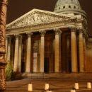 Panthéon - zadnji dom stevilnih francoskih velikanov