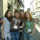 Saša, Mandy, Mateja, Katja
