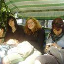 Hana, Katja, Neža