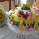 torta za obletnico poroke