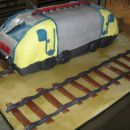 torta lokomotiva