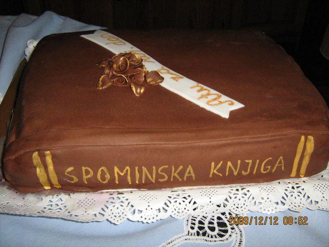 Torta spominska knjiga