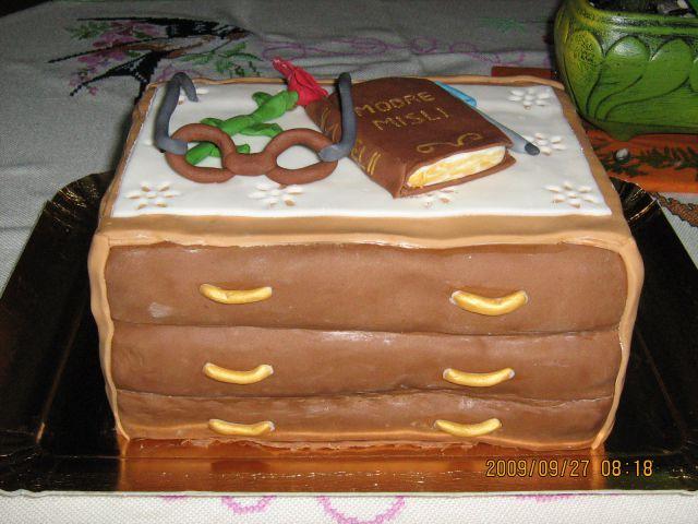 Torta za boljše učenje