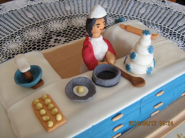 Zelo rada peče