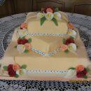 torta breskova in nutellina