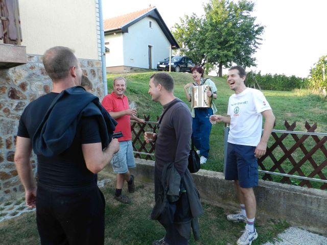 Trgatev 2011 - foto