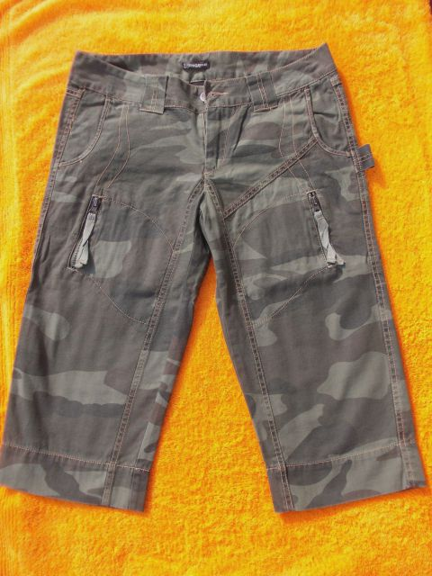 Nove vojaške hlače, vel.36, cena: 9€