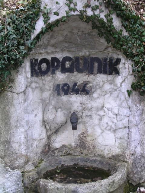 Stari vodnjak
