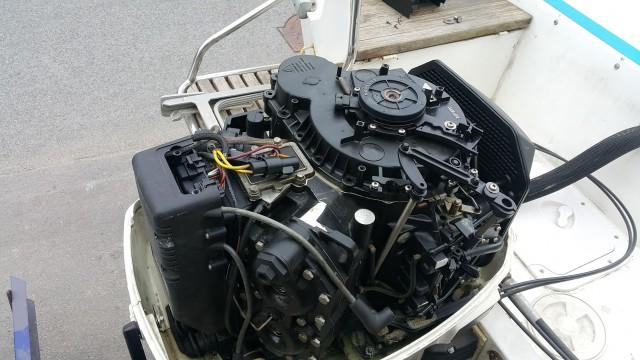 Obnova Evinrude Ocean Pro 90 - Morjeplovec net