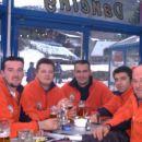 oranžni na kupu....in to v Avstriji