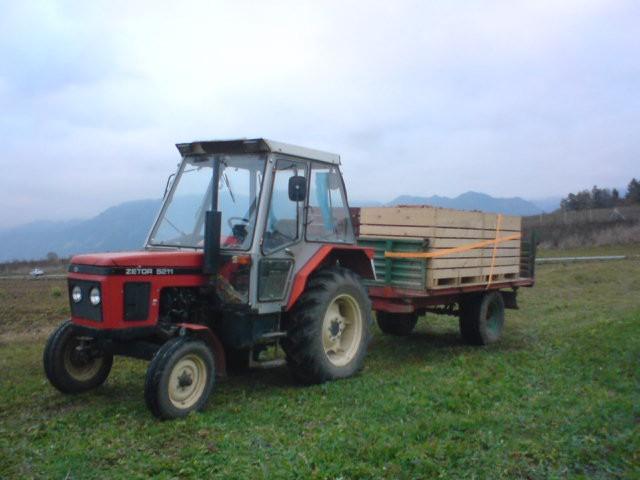 Polovne Traktorske Prikolice Za Traktor