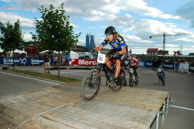 Bike fight ljubljana - foto povečava
