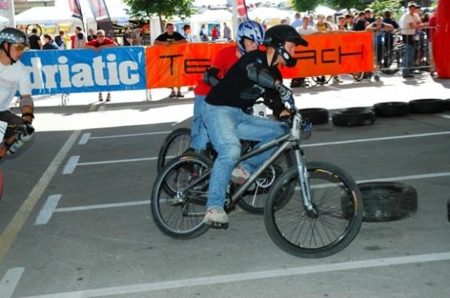 Bike fight ljubljana - foto
