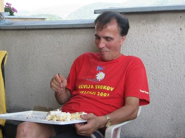 Natašin roj dan (skakalnica) - foto