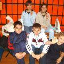 Atletski troboj, Radeče, 11. 03. 2007 Ekipa OŠ Milana Majcna Šentjanž