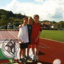 Atletski miting, Šentjur, 05. 05. 2007 David REMAR 1. mesto - 200m