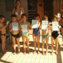 Zlati sonček - plavalni tečaj