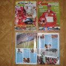 Slovenska revija AVTOMANIJA. revija o f1,rallyu,motociklizmu in nasploh o avtomobilizmu.