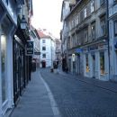 Ena izmed ulic v starem predelu.