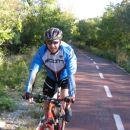 Iztok na kolesarski stezi
