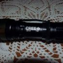 Zoom flashlight SA-9 damaged LED